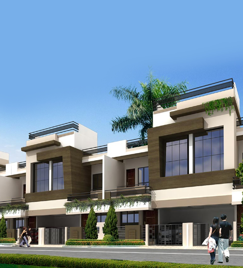 2BHK ROW HOUSES in RUKMANI
