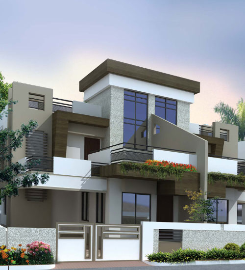 3 BHK TWIN BUNGALOWS in NAND