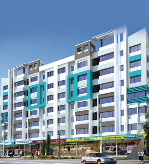 2 BHK APARTMENTS in GOKUL
