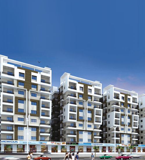 1 BHK APARTMENTS in SUDAMA